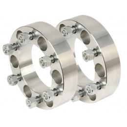 Aluminium Wheel Spacers 6x139.7