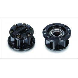 Suzuki manual free wheel hubs